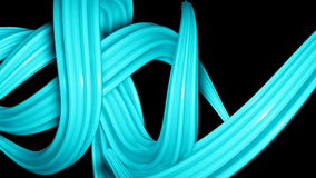 Abstract rotating spiral background stock footage