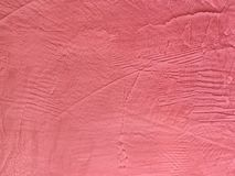Abstract Rough Pink Wall with Space for Text royalty free stock photo