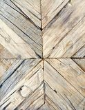 Abstract rough wood grain texture background. Design with sections stock images