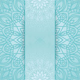 Abstract round ornamental Royalty Free Stock Photos
