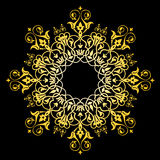 Abstract royal decorative background Stock Image