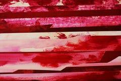 Abstract roze beeld, achtergrond Royalty-vrije Stock Afbeeldingen