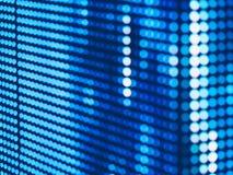 Abstract Roze die kleurenonduidelijk beeld DE van RGB geleide het schermachtergrond wordt geconcentreerd Royalty-vrije Stock Foto
