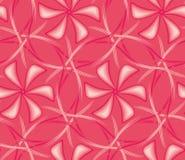 Abstract roze leuk naadloos vectorpatroonontwerp Stock Afbeelding