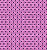 Abstract roze suikergoedbehang Stock Foto