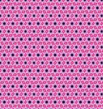 Abstract roze suikergoedbehang Royalty-vrije Stock Afbeelding