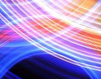 abstract rozjarzonych tło lampasy zdjęcie royalty free