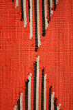 Abstract rug Stock Photography