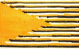 Abstract rug Stock Image