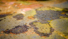 Abstract Rust Background Royalty Free Stock Photo