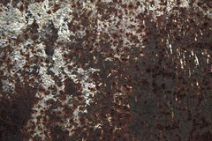 Abstract rust metal background Royalty Free Stock Images