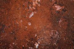 Abstract rust metal background Stock Images
