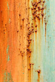 Abstract rust Royalty Free Stock Photos