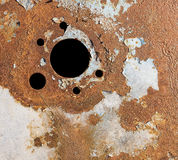 Abstract Rusted Background Stock Photos