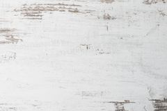 Abstract rustic surface white wood table texture background. Close up of rustic wall made of white wood table planks texture. Stru royalty free stock photography