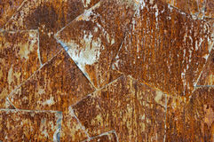 Abstract Rusty Background Royalty-vrije Stock Foto's