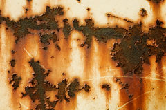 Abstract Rusty Metal Backdrop Stock Images