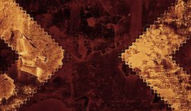 Abstract rusty metal background. Design overlays texture element. Abstract rusty metal background. Design texture element royalty free stock images