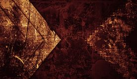 Abstract rusty metal background. Design overlays texture element. Abstract rusty metal background. Design texture element royalty free stock photography