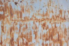 Abstract rusty metal surface background. Grunge aged metal texture Royalty Free Stock Photos