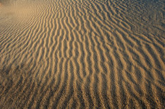 Abstract Sand Backgound: Horizontal. Flowing abstract patterns of sand Stock Photos