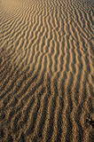 Abstract Sand Backgound: Vertical. Flowing abstract patterns of sand Royalty Free Stock Photo