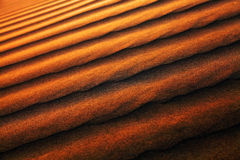 Abstract sand pattern Royalty Free Stock Photography
