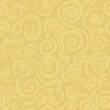 Abstract sand spiral seamless pattern Stock Photo