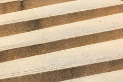 Abstract sand step background Royalty Free Stock Photos