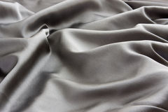 Abstract satin background. Abstract light-grey satin background Royalty Free Stock Images