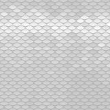 Abstract scale pattern. Roof tiles background. Royalty Free Stock Photos