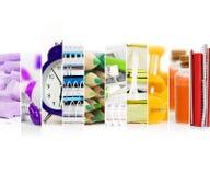Abstract School Mix Stock Photo