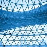 Abstract schot van de moderne bouw Royalty-vrije Stock Afbeeldingen