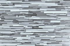 Abstract Sci-fi Gray 3d Geometric Background Texture From Horizontal Boxes. Abstract sci-fi gray 3d geometric background texture design pattern from horizontal Royalty Free Stock Image