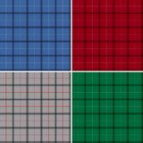 Abstract scottish plaid Royalty Free Stock Images
