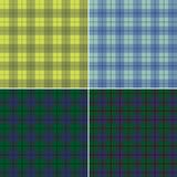 Abstract scottish plaid Royalty Free Stock Image