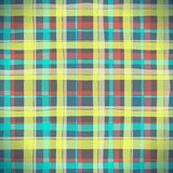 Abstract Scottish Plaid Stock Images