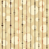 Abstract scroll seamless pattern Royalty Free Stock Image