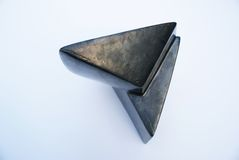 Free Abstract Sculpture Royalty Free Stock Photography - 52815267