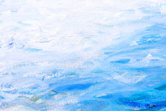 Abstract sea Royalty Free Stock Photography