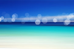 Abstract sea background Royalty Free Stock Photos