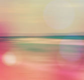 An abstract sea seascape Royalty Free Stock Image