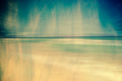 An abstract sea seascape Stock Photography