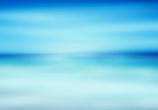 An abstract sea seascape Stock Images