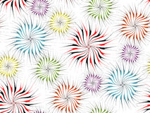 Abstract seamless. Pattern for background - vector illustration. You can use it to fill your own background Stock Image