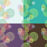 Abstract seamless Royalty Free Stock Images