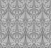 Abstract seamless art nouveau pattern Royalty Free Stock Photography