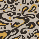 Abstract seamless background. Seamless tiling abstract pattern - background Stock Photo