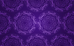 Abstract Seamless Background. Purple Abstract Seamless Background.  Illustration Royalty Free Illustration
