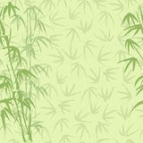 Abstract seamless background with bamboo Royalty Free Stock Photo